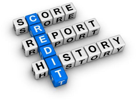 credit report puzzle